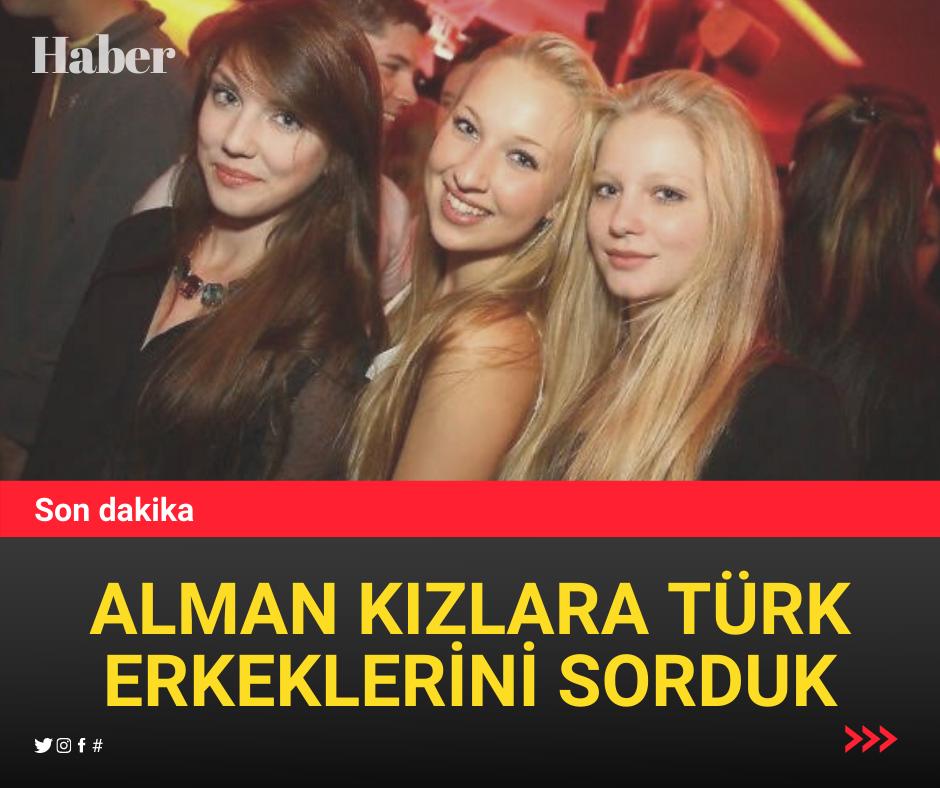 Alman Kızlara Türk Erkeklerini Sorduk